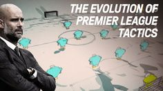The Evolution of Premier League Tactics | Copa90 & Top Eleven Animation