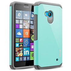 Lumia 640 Case, RANZ® Grey with Aqua Blue Hard Impact Dual Layer Shockproof Bumper Case For Microsoft Nokia Lumia 640 RANZ http://www.amazon.com/dp/B0147VSD9W/ref=cm_sw_r_pi_dp_Cp-bwb0SE2FRW