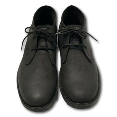 Kenneth Cole Mens Shoes Finnegan Chukka Gray Leather Lace-up Size 11 #KennethCole #Oxford #Casual