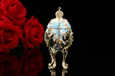 Find More Figurines & Miniatures Information about Fashion Valuable Metal religious mascot Collection Faberge egg home decor,High Quality decorative decorative,China decorative home decor Suppliers, Cheap decoration home from Qifu Craft & Gift on Aliexpress.com