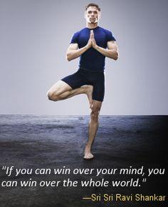 Inspirational quote by Sri Sri Ravi Shankar