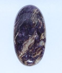 Natural Charoite Smooth Oval Cabochon 40X21X6 MM Size, Loose Gemstone Beads fire Charoite cabochon gemstone