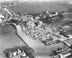 Overschie 1929 Rotterdam, City Photo