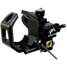 The Apache Arrow Rest from New Archery Products boasts super-quick operation along with 360-degree sound dampening, which means whisper-quiet shooting. This right-handed NAP arrow rest does not require any wrenches or other tools for adjustments. Just set it and forget it. Laser graduations make fine-tuning the rest a snap. The rugged all-metal archery arrow rest is built for any weather conditions, rain or shine. Great in the field, it is equally at home on the shooting range. Rest your…