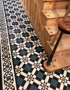 We specialise in Victorian Hallway Tiles and we offer an expert services in sorcing and laying traditional Victorian floor tiles hallway Victorian Hallway Tiles, Victorian Mosaic Tile, Tiled Hallway, Flur Design, Tile Design, Narrow Hallway Decorating, Hall Flooring, Hallway Inspiration, Hallway Designs