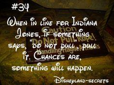 Disneyland secret!