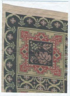 Gallery.ru / Фото #107 - 2 συνεχ&#94 - ergoxeiro Cross Stitches, Cross Stitch Patterns, Bohemian Rug, Rugs, Decor, Cross Stitch, Dots, Decoration, Decorating