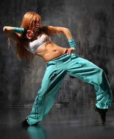FUNRINGLES: HIP HOP DANCE STYLE IN FOCUS