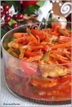Ryba po japońsku Shellfish Recipes, Seafood Recipes, Cooking Recipes, Fish Dishes, Seafood Dishes, My Favorite Food, Favorite Recipes, Vegan Junk Food, Asian Recipes