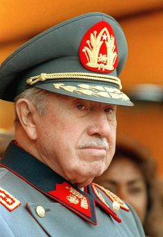 On September a military coup led by General Augusto Pinochet ousted President Salvador Allende and installed Pinochet's brutal, military-dominated government that would become the longest-lived administration in Chile's history. Henry Kissinger, Jimmy Carter, Military Coup, Military Personnel, State Sponsored Terrorism, Drake Passage, South American Countries, Fidel Castro, Portraits