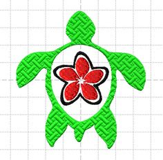 Hey, I found this really awesome Etsy listing at https://www.etsy.com/listing/217329534/hawaiian-turtle-with-flower-in-basket