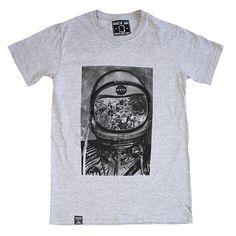 Unisex Astronaut Graphic Tshirt - Mens Tshirt - Womens Tshirt by HouseofJunkClothing on Etsy Streetwear Brands, Street Wear, T Shirts For Women, Unisex, Astronaut, Trending Outfits, Mens Tops, Stuff To Buy, Moon