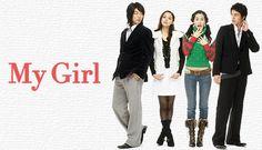 7 of 10 | My Girl (2005) Korean Drama - Romantic Comedy | Lee Dong Wook & Lee Joon Ki