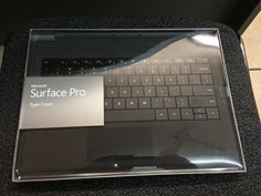 2014 Newest Thin Microsoft Type Cover With Pen Holder Backlit & Gesture mechanical keyboard for Surface Pro 3 Microsoft http://www.amazon.com/dp/B00MYF3OMU/ref=cm_sw_r_pi_dp_DqOFub025D1CP