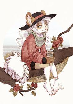 commission - Annie by Fukari on deviantART