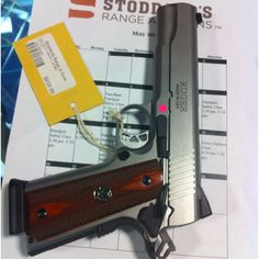 Ruger SR1911   awesome hand gun