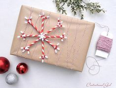 Cut down on the craziness of Christmas and save money at the same time with these fabulous and Inexpensive Christmas Wrapping Tips.