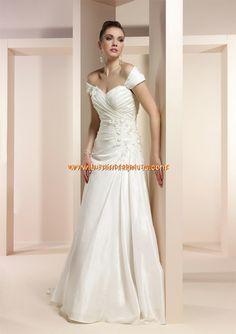 Wedding Dresses Mermaid Jewel Neckline A Line Off The Shoulderruffles Sleeveless Court Trains Taffeta For