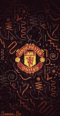 Dark Phone Wallpapers, Dont Touch My Phone Wallpapers, Sports Wallpapers, Galaxy Wallpaper, Iphone Wallpaper, Manchester United Wallpapers Iphone, Stephen Curry Basketball, Manchester United Team, Madrid Wallpaper