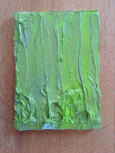 Riny Van Cleef, olieverf, 20 x 14 cm.