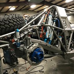Tubular Back Frame Off Road Racing, 4x4 Off Road, Toyota Tacoma Prerunner, Chevy Avalanche, 4x4 Parts, Trophy Truck, Sand Rail, Truck Design, Jeep 4x4