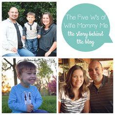 Wife Mommy Me: The Five W's of Wife Mommy Me #momblogger #blog #behind #the #scenes