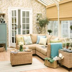 Decorating Your Conservatory For Winter & 20 best Conservatory Decor images on Pinterest | Conservatory ...