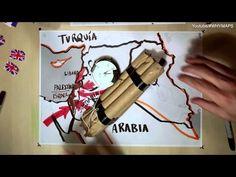 #WHYSYRIA ▶ La crisi della Siria spiegata in 10 minuti e 15 mappe - YouTube doppiato in italiano