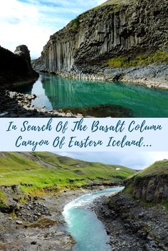 Our favorite of the many amazing hidden gems of Iceland is Stuðlagil, the Basalt Column Canyon in Jökuldalur valley, Eastern Iceland.