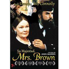 Su majestad, Mrs. Brown [Vídeo-DVD] / dirigida por John Madden