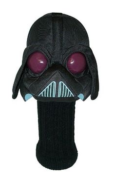 Angry Birds Star Wars Golf Club Cover Darth Vader * Learn more by visiting the image link.