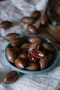 Pecans by Rebecka G. Sendroiu on 500px