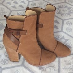 Rag&Bone Kinsey booties Rag & Bone Kinsey booties. Only worn a couple times. Excellent used condition. Only selling because these run a little small. No box or dust bag. Extra pics in another listing. rag & bone Shoes Ankle Boots & Booties