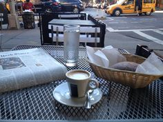 THE best iced coffee I've ever had (aside from Australia) @ Tarallucci E Vino @ 1st Ave. btwn 10th & 11th, NYC