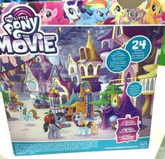 MLP The Movie Wave 21 Blind Bags Box