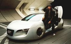 Audi RSQ - 2004 #cars #concept #irobot
