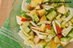 birgonia: Fenchel-Apfel-Gurken-Salat