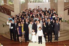 Amy and Hong's Modern Sydney Wedding