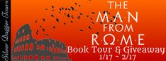 Silver Dagger Book Tours - #Win Signed Book #BookTour #Giveaway #BookBoost #Urban #Fantasy @dylanjquarles http://www.silverdaggertours.com/sdsxx-tours/the-man-from-rome-book-tour-and-giveaway