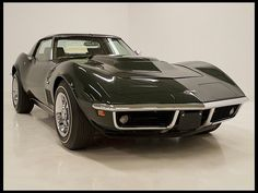 1969 Chevrolet Corvette L88 Coupe The Last Documented L88 Produced