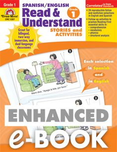 Clues to Comprehension, Grades 1-2 - Teacher Resource Book | Reading