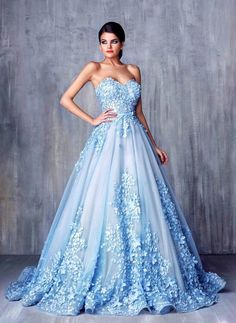 Evening Gowns Wedding Dresses ❤ See more : http://bugelinlik.com/en/wedding-dresses/evening/