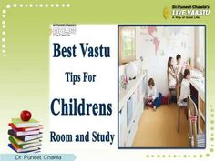 BEST VASTU TIPS FOR CHILDRENS ROOM AND STUDY  Children are the budding future for the nation as well as for their parents. They are the epitome of hope and aspiration for both. Every parent wants the best for his or her child. In today's stressful life situation, we, as parents, are bound to gift our children a pleasant, soothing and a Vastu perfect life which in turn will ease their tension and subsequent pressure.    Article Link…