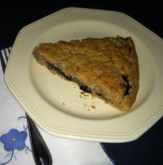 Blueberry, Goat Cheese, Basil Scones: A Gluten, Cow's Milk Free Recipe