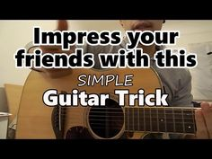 """Impress your friends with this simple guitar trick! How to play """"Play That Funky Music"""" bass intro Guitar Tutorial by Ton Uy."""