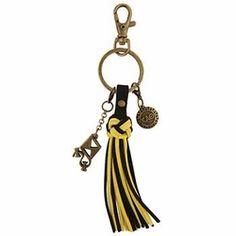 New Sorority Tassel Key Fob SALE $9.95. - Greek Clothing and Merchandise - Greek Gear®