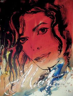 Art with Soul - Michael by Nate Giorgio