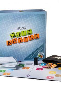 Spil: Quiz Battle