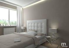 Pikowane wezgłowie łóżka