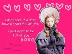 Les Mis Nerdy Valentines, Funny Valentine, Les Miserables, Singing, Geek Stuff, Hilarious, People, Life, Geek Things